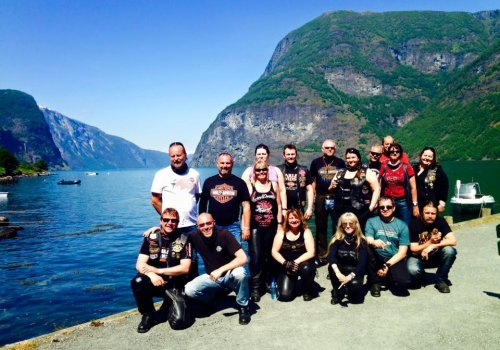 Scandinavian Harley Days
