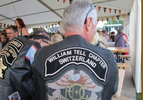 Swiss Harleydays